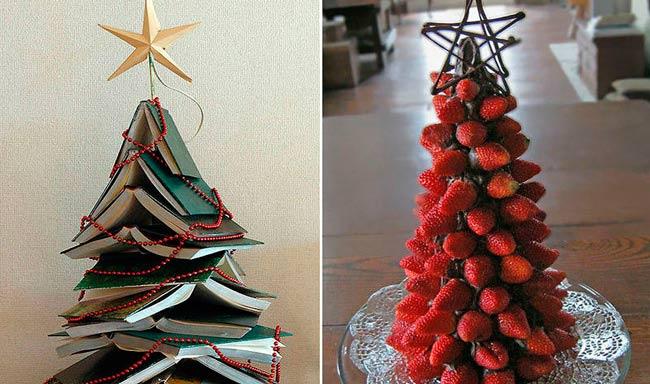 елка-из-книг