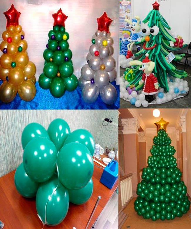 Выбираем украшения на праздник из шаров