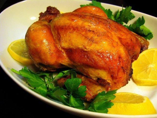 курица-в-духовке