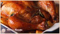 Курица в рукаве для запекания в духовке — 7 самых вкусных рецептов