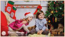 Сценарий на Новый год для детей детского сада