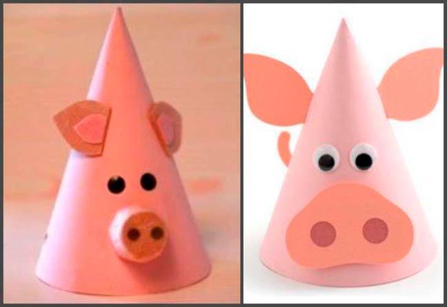 свинка-на-елку