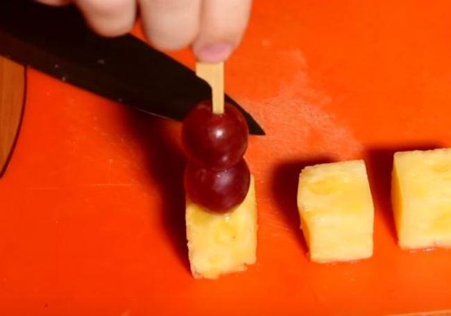 виноградная-закуска