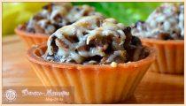 Тарталетки запеченные в духовке с начинкой – самые вкусные рецепты