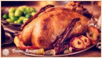 Гусь в духовке целиком с хрустящей корочкой— как приготовить гуся вкусно и быстро