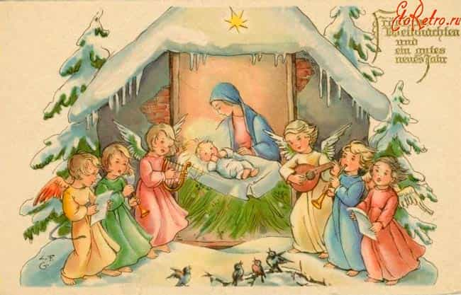 рождение-христа