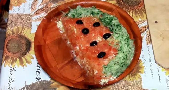 салат-долька-арбуза