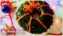 Салаты на Рождество – 6 простых и вкусных рецептов
