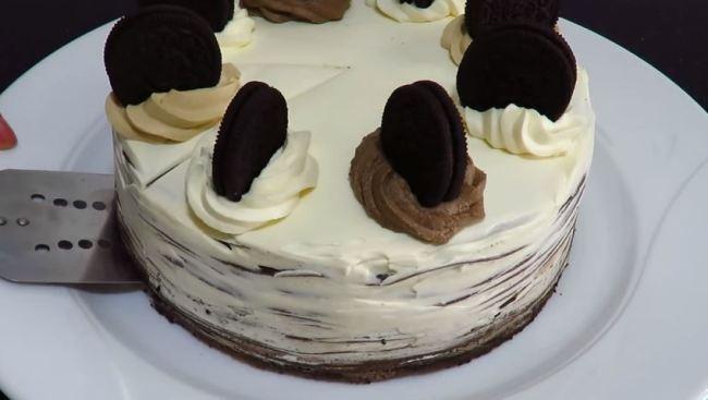 блинный-торт-орео