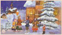 Колядки на Рождество для детей и взрослых— 100 коротких и длинных колядок