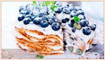Блинный торт сладкий — 8 простых пошаговых рецептов