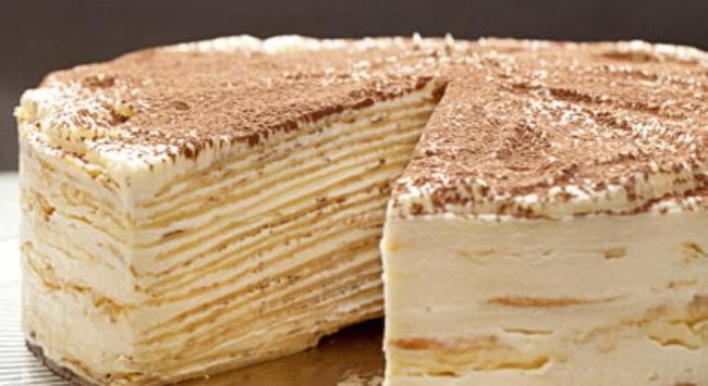 блинный-торт