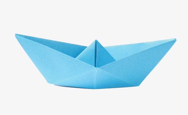 голубой-кораблик