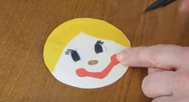 рисуем-лицо