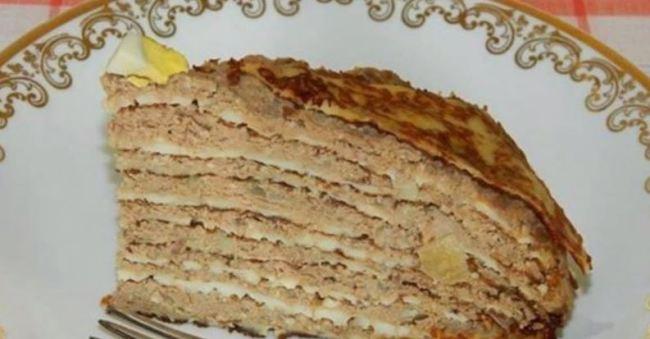 торт-блинный-из-печени