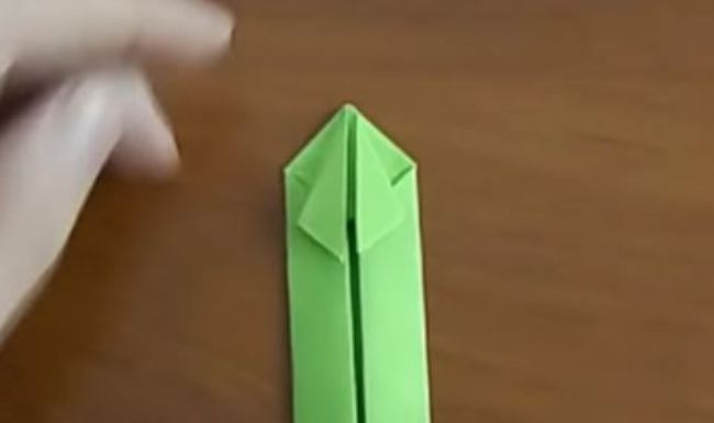 верхние-треугольники-загибаем