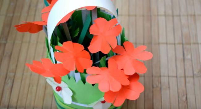 корзинка-с-цветами