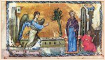 Благовещение: поздравления с Благовещением Пресвятой Богородицы стихами и картинками