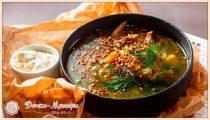 Щи из квашеной капусты— 10 рецептов кислых щей
