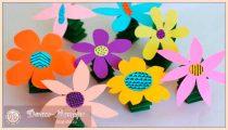 Весенние поделки на тему «Весна» своими руками для детского сада и школы (все новинки)