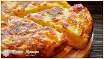 Шарлотка с капустой: простые и быстрые рецепты в духовке