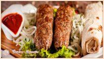 Люля-кебаб на мангале  – как готовить люля-кебаб, чтобы фарш не отваливался