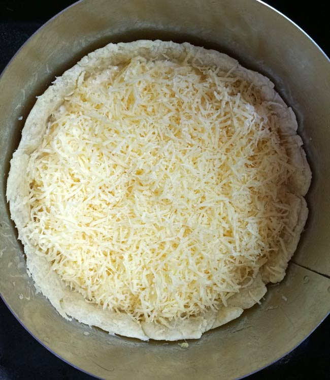 начинка-заливка-сыр
