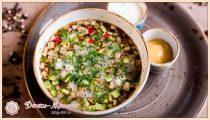 Окрошка на квасе — 5 классических рецептов приготовления окрошки