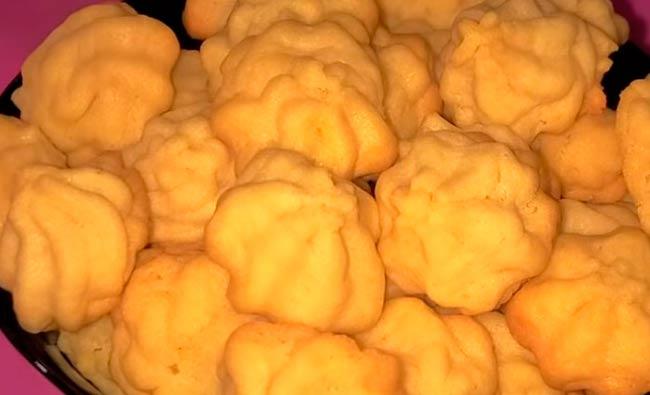 рассыпчатое-печенье