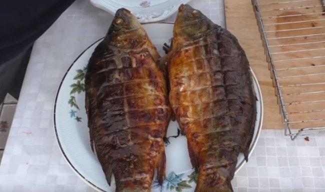 рыба-на-сетке-шашлык