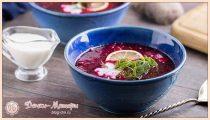 Свекольник классический: 10 рецептов приготовления горячего и холодного супа