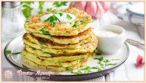 Оладьи из кабачков – 6 самых вкусных рецептов