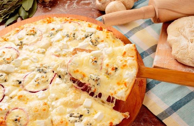 пицца-сырная