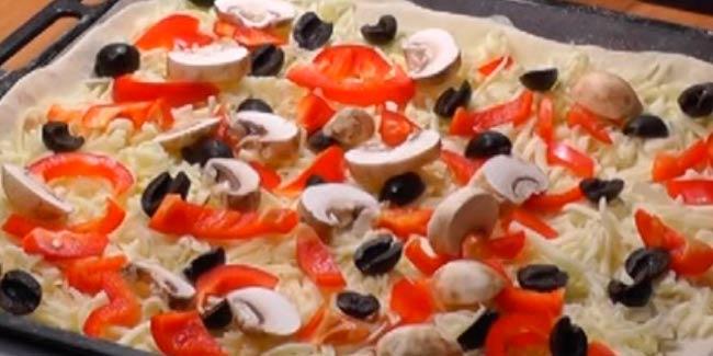 слой-грибов