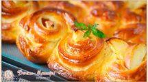 Простые и вкусные булочки из дрожжевого теста в духовке