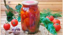 Маринованные помидоры на зиму – очень вкусные и сладкие помидоры быстрого приготовления