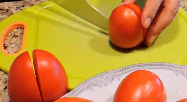 надрезать-помидоры