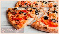 Пицца с морепродуктами – 5 рецептов вкусной пиццы