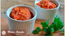 Аджика из кабачков – 5 рецептов самой вкусной аджики на зиму