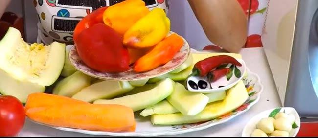 подготовить-овощи