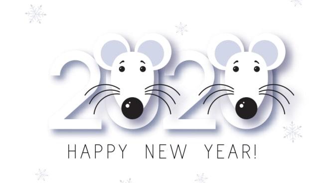 новый-год-мыши