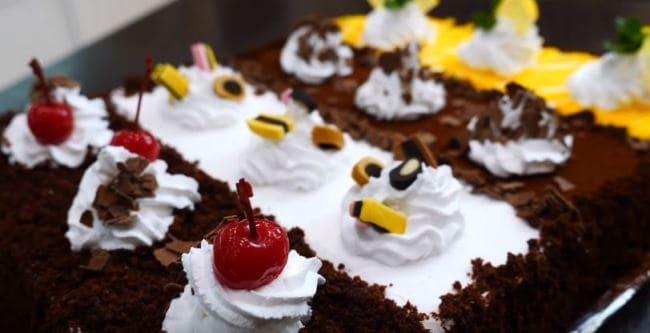 украсить-торт