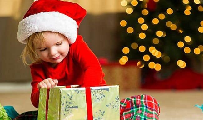 подарок-девочке