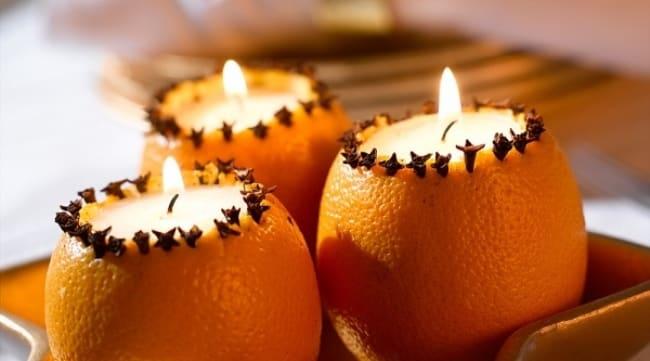 свеча-мандарин-новогодняя