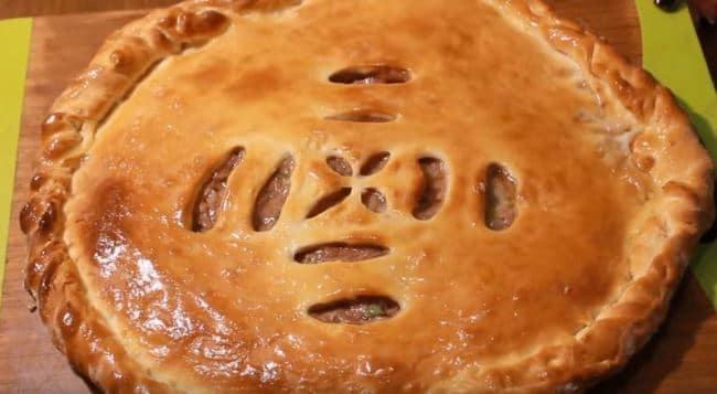 осетинский-пирог