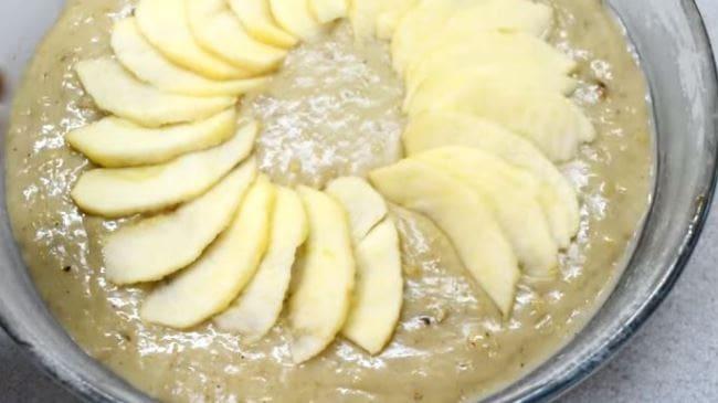 украсить-яблоками