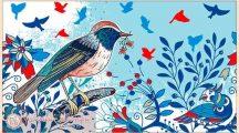 Поздравления с международным днем птиц
