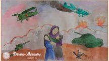 Короткие стихи о войне для дошкольников