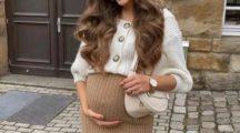 Топ 10 правил стиля для беременных