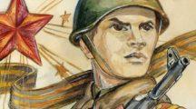 Как нарисовать георгиевскую ленту карандашом: поэтапные мастер-классы для детей ко Дню Победы